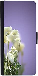 Snoogg Anniversary Flowers Designer Protective Flip Case Cover For Samsung Ga...