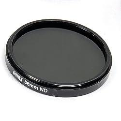 Omax 58mm ND4 Neutral density Filter For Nikon 50mm f/1.4D AF D3s D3x D4 D90