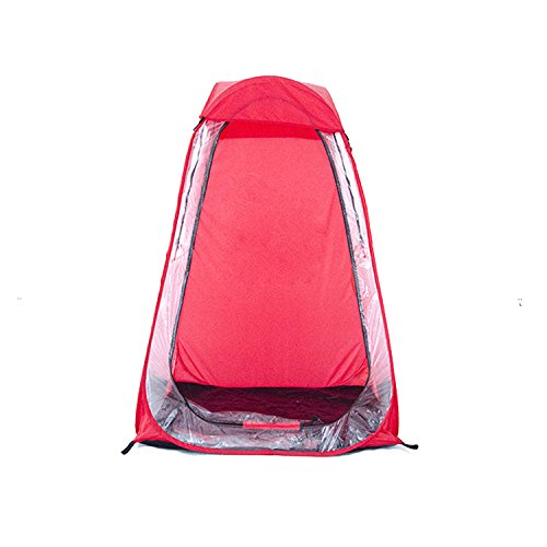 IHOME&ILIFE Automatic Pop Up Waterproof Windproof Instant Portable Outdoors Quick Cabana Beach Tent Sun Shelter 1-Person 3-Season (One Person Shelter compare prices)