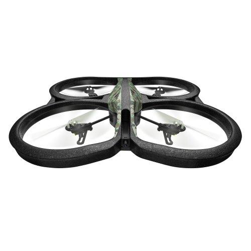 パロット エイアール ドローン 2.0 エリートエディション HDカメラ付 クワッドコプター (ジャングル) 【日本正規品】