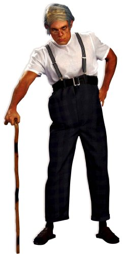 Forum Novelties Men's Uncle Bert Old Man Adult Costume