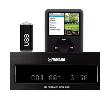 Yamaha Micro Home Theater