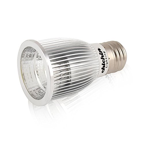 Chichinlighting® Cob 7W Led Par16 Spotlight Par16 Halogen Bulb Super Bright E26 E27 Base Warm White