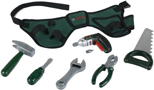 Theo Klein 8493 Bosch - Cinturón de herramientas [Importado de Alemania]