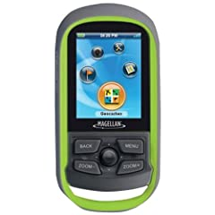 Magellan eXplorist GC Waterproof Geocaching GPS by Magellan