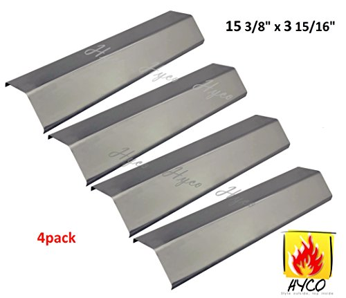 Buy Hyco BBQ Gas Grill Heat Plate Stainless Steel Heat Shield for Grill King, Aussie, Charmglow, Bri...