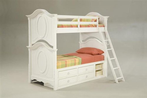 Image of Legacy Classic Kids Enchantment Bunk Bed wTrundle Bedroom Set (B007R6NY3U)