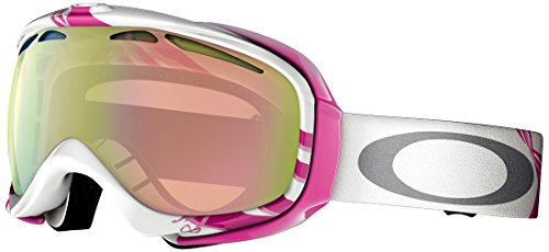 oakley elevate snow goggles  B009QIVWQ8 Oakley Elevate YSC Breast Cancer Awareness Goggle with ...