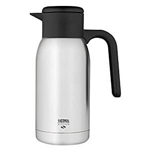 Thermos S/S 34 Oz Insulated Vacuum Carafe