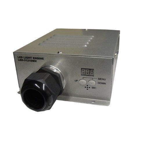 40 Watt Rgbw Led Dmx Led Fiber Optic Lighting Illuminator