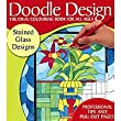 Doodle Design - The Ideal Colouring Book for all Ages