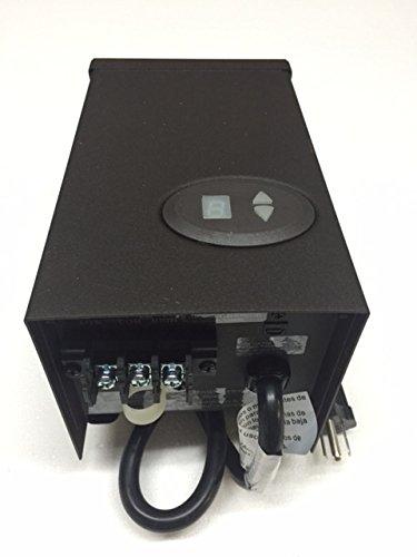 Hampton Bay Landscape Electronic W Digital Timer Transformer 300 Watts Dual Voltage Online