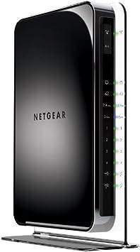 Netgear WNDR4500 - Router con Tecnología WiFi N900 Dual Band (2,4GHz y 5GHz), 4 puertos Ethernet Gigabit y 2 puertos USB