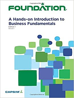 Foundation: A Hands-on Introduction To Business Fundamentals E1r1