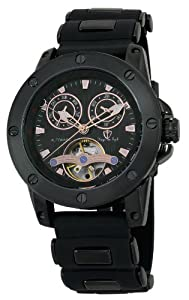 REVIEW Hugo von Eyck Cassiopeia Unisex automatic watch ...
