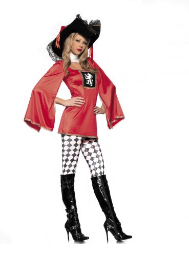 Be Wicked Costumes Women's Royal Guard Costume