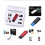USB BLUETOOTH RECEIVER FOR ALL CAR AUDIO AND HOME MUSIC SYSTEMS