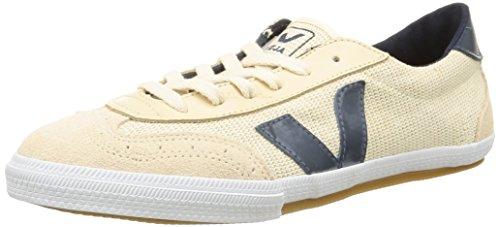 Veja Volley, Sneakers Bassi Unisex adulto, Beige (Beige (Natural Nautico)), 36