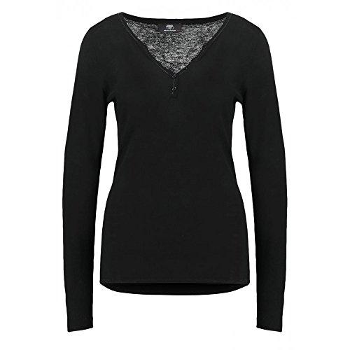 Le Temps des Cerises -  Maglione  - Donna nero XL