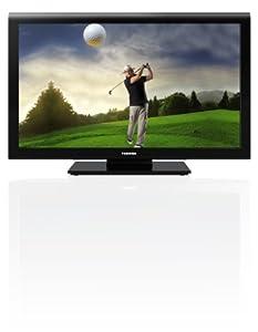 Toshiba 40LV933G 101,6 cm (40 Zoll) LCD-Fernseher (Full-HD, DVB-T/-C, CI+) schwarz