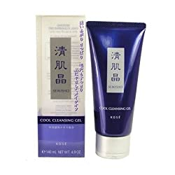 Kose Seikisho Cool Cleansing Gel 4.9fl.oz./140ml
