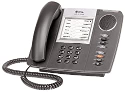 Mitel 5235 IP Phone, Dark Grey (Dual Mode) Part# 50004310