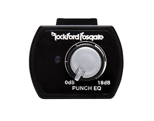 Rockford PEQ Punch Equalization Remote