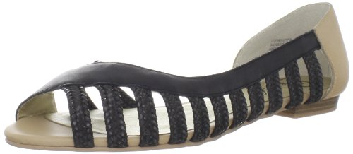 Seychelles Women's Nine Lives Sandal,Black,6.5 M US