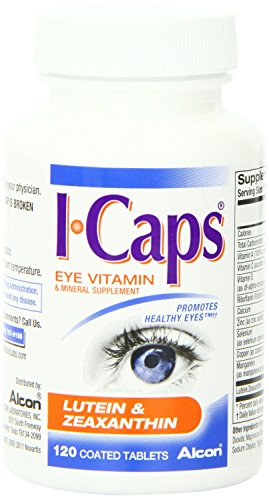 ICaps-Lutein-Zeaxanthin-Formula-Coated-Tablets