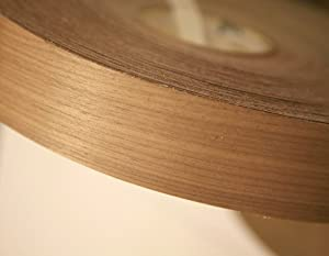 Walnut Wood Edge Banding Tape 2 25 Roll Wood Lumber