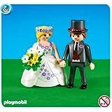couple de marié EGLISE - livraison en sachet playmobil scelle - PAS DE BOITE POUR CETTE REFERENCE