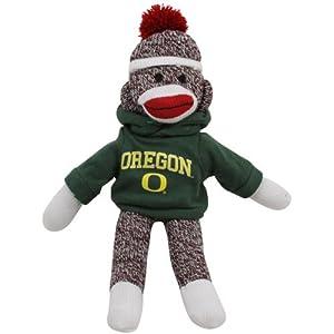 Oregon Ducks 11'' Team Sock Monkey