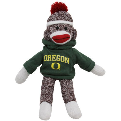 Oregon Ducks 11'' Team Sock Monkey
