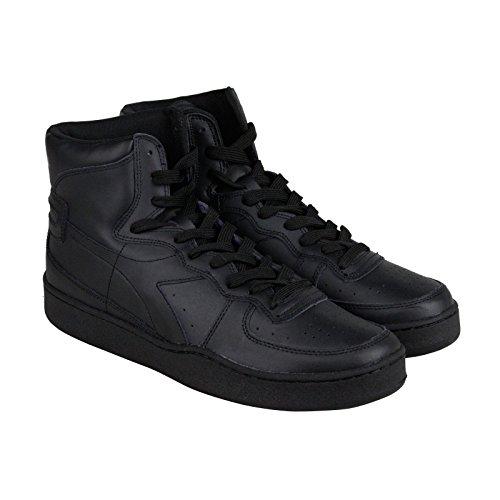 Diadora Men's MI Basketball Shoe, Black, 9 M US