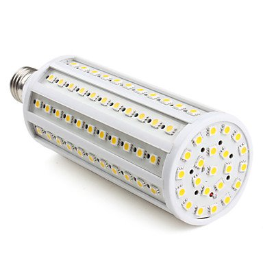 E27 132X5050 Smd 20W 1500Lm 6000-6500K Natural White Light Led Corn Bulb (220V)