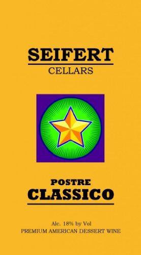 Nv Seifert Cellars Postre Classico Dessert Wine 750 Ml