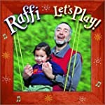Let's Play by Raffi [Music CD]