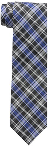 US-Polo-Assn-Mens-Herringbone-Plaid-Tie