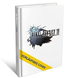 Final Fantasy XV Lösungsbuch Collector's Edition