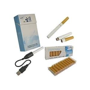 Die Zigaretten mit dem Tabak, um Rauchen aufzugeben