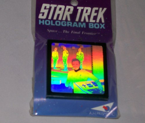 Star Trek Hologram Box (Original Series) - Captain Kirk