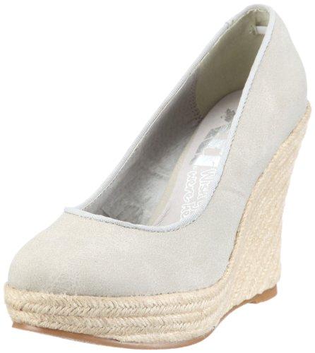 XTI XTI Pumps XTI25224SP12 - Zapatos de vestir para mujer, color blanco, talla 38