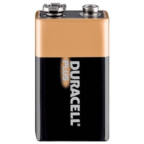 Duracell-plus-pile bloc 9 v/mN1604-batterie et pile