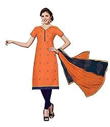 Surbhi Fashion-SDVI-ELIFA11133-Designer Semi Stitched Dress Material