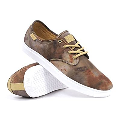Vans Skate Hommes Chaussures - Vans Ludfaible Stain Blanc Skate Dp B00guxp6za Magasin De Sorcravate