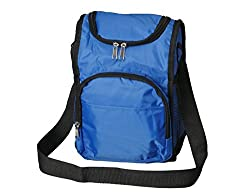 Boys Lunch Boxes - Insulated Lunchboxes for Boys Girls , Thermal Blue Lunch Bags for Kids School