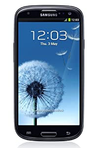 Samsung Galaxy SIII UK Sim Free Unlocked Smartphone - 16GB - Black