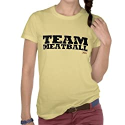 Jersey Shore: Team Meatballs Tee - Girls
