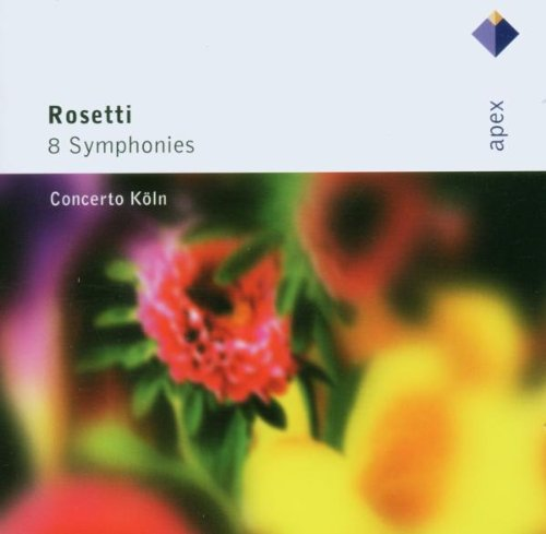 rosetti-8-symphonies