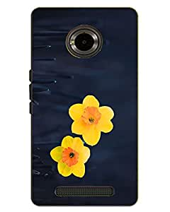Micromax Yu YuphoriaBack Cover Designer Hard Case Printed Cover